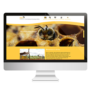bee-careful-website